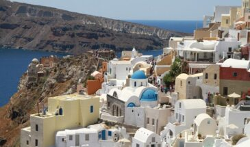 Excursion to Santorini from Heraklion Port with Transfer from East Crete